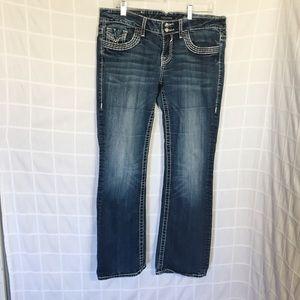 Vigoss The Chelsea Slim Boot Jean